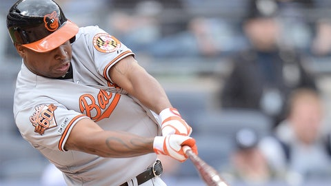 Delmon Young, OF/DH