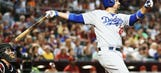 Adrian Gonzalez homers for 4th straight game, LA sweeps