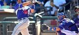 Dodgers release catcher who bit teammate's ear in Triple-A fight