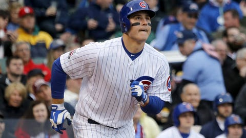 Rizzo pushes Cubs past LA