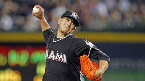 April NL Pitcher of the Month: Jose Fernandez, Marlins