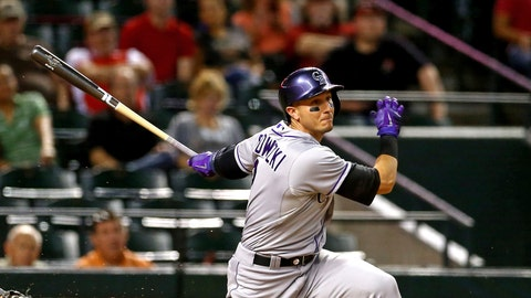 April NL Player of the Month: Troy Tulowitzki, Rockies