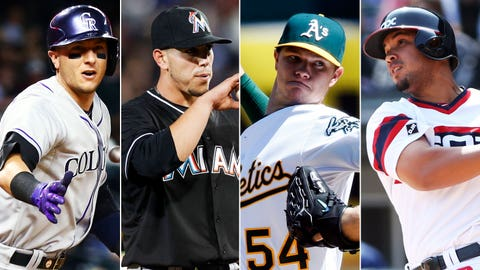 April: Players & Pitchers of the Month
