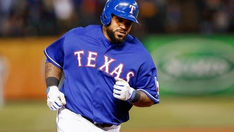12. Texas Rangers