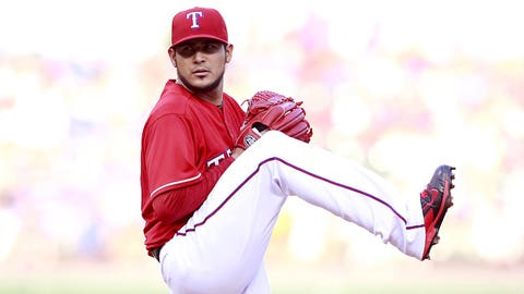 What about Martin Perez?