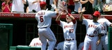 Pujols hits 2 homers to help Angels beat Rays' ace Price 6-2