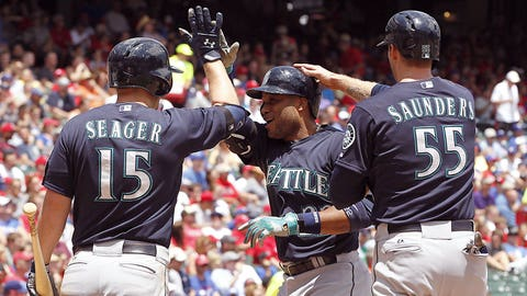 15. Seattle Mariners
