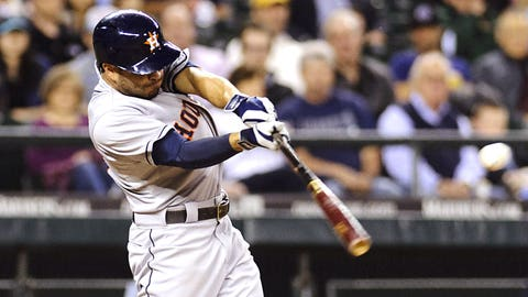 AL MVP: Jose Altuve, Houston Astros