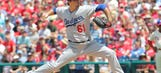 Beckett throws first no-hitter of season, Dodgers topple Phils