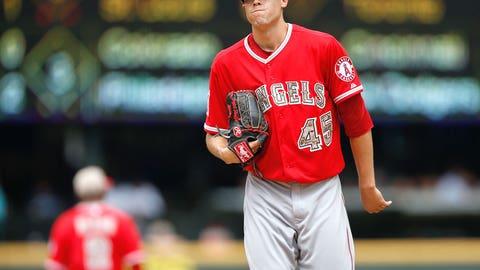 Safeco Field, Washington: Angels at Mariners