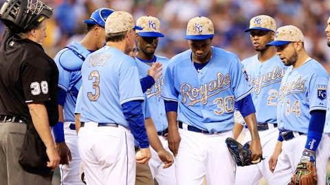 17. Kansas City Royals