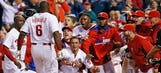 Howard's 3-run, walk-off homer lifts Phillies over Rockies