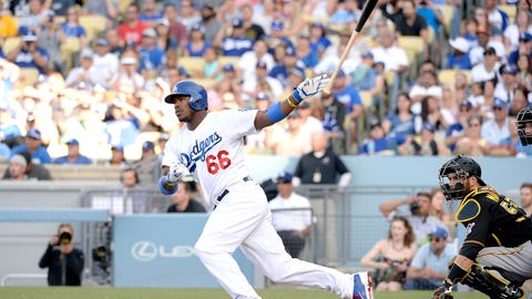 May NL Player of the Month: Yasiel Puig, Dodgers