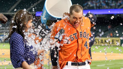 May AL Rookie of the Month: George Springer, Astros