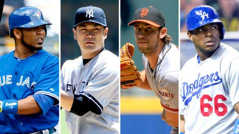 May: Players & Pitchers of the Month