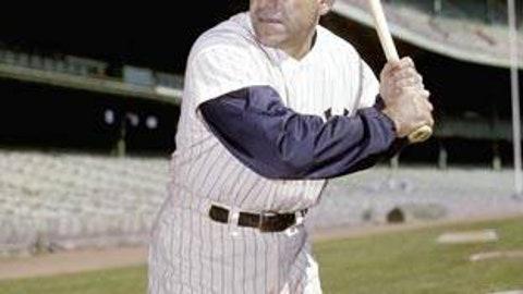 2. Yogi Berra