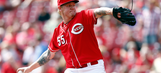 Reds RHP Latos (knee/forearm) might make one more rehab start