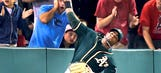 Cespedes' awesome throw from left field might be Play of the Year