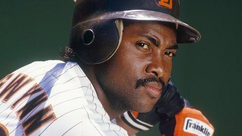 Tony Gwynn Sr.: San Diego Padres (1982-2001)