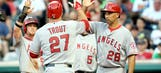 Masterson will try to tame Trout, Angels bats