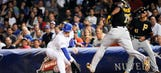 Harrison's late homer, 3 RBI lead Pirates past Cubs at Wrigley
