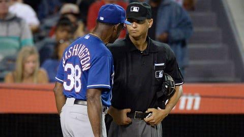 19. Texas Rangers