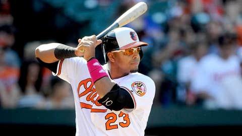 AL DH: Nelson Cruz, Orioles