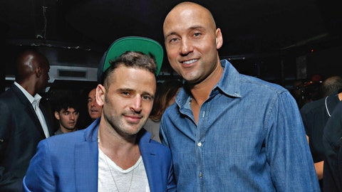 Jeter's big night out