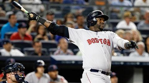 20. Boston Red Sox