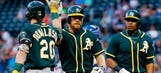 Power Rankings: A's roll into summer as best in the bigs