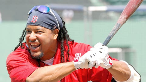 17. Manny Ramirez, Boston Red Sox: $160 million over 8 years