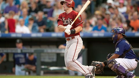NL 1B: Paul Goldschmidt, D-backs