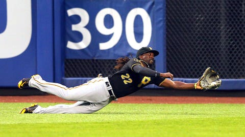 NL OF: Andrew McCutchen, Pirates