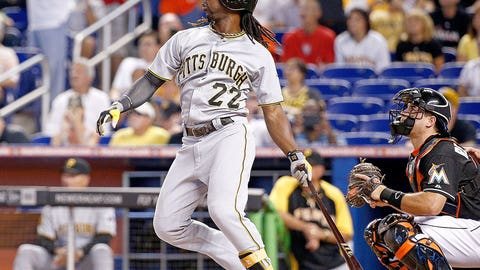 Pittsburgh Pirates: OF Andrew McCutchen