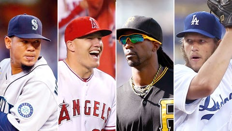 June: Players & Pitchers of the Month