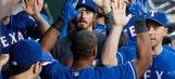 Chirinos, Beltre power Rangers past Mets to stop slide