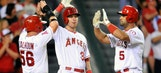 Pujols' 511th HR sparks big seventh, Angels rally to beat Astros