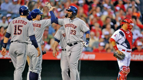 27. Houston Astros