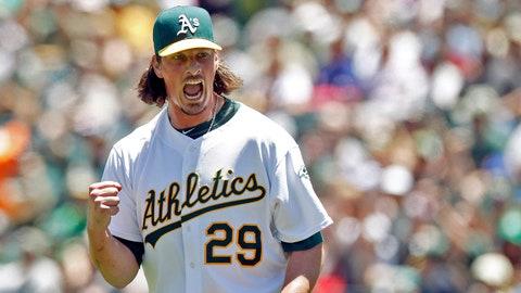 1. Oakland Athletics