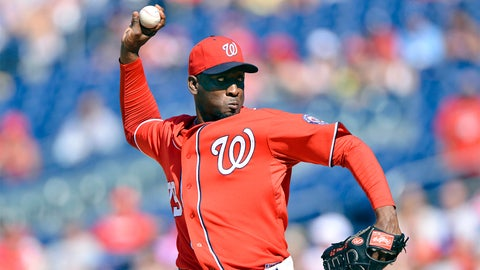 8. Washington Nationals