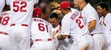 Cards sink Pirates with walk-off homer for 2nd straight game