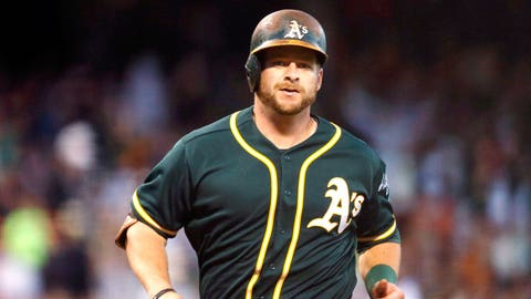 Catcher - Stephen Vogt