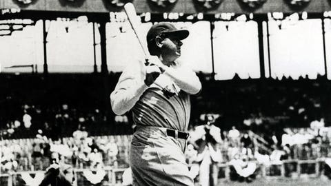 Babe Ruth's 1920 Yankees jersey: $4.42 million