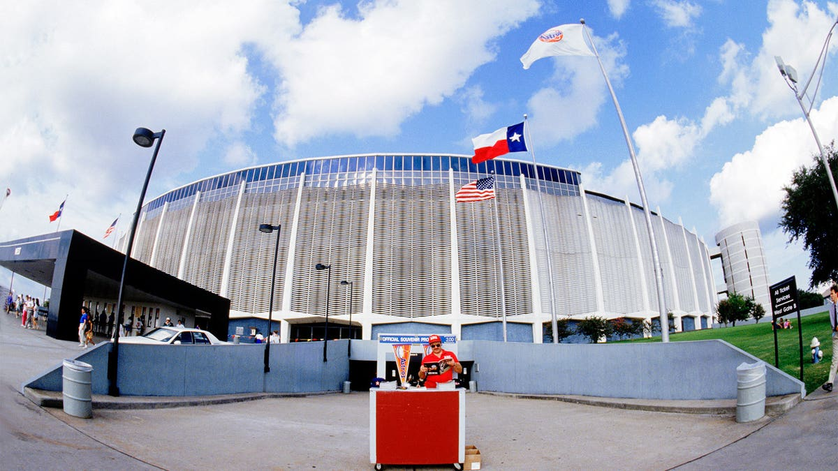 Houston Astrodome marks 53rd anniversary with