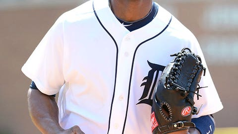 Austin Jackson, CF, Tigers