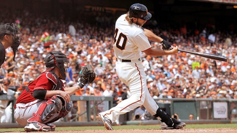 9. San Francisco Giants