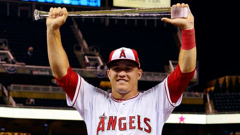 Trout wins MVP of All-Star Game