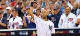 AL sends out Jeter with 5-3 victory in All-Star Game; Trout wins MVP