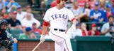 Rangers designate veteran Pena, to go with 4 catchers after break