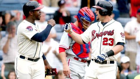 7. Atlanta Braves